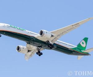 BR106便でB78X・B-17801が飛来。
