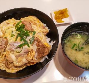 【佐賀駅】旨味がすごいみつせ鶏の親子丼!