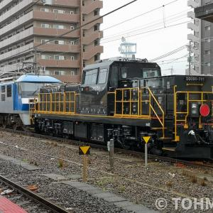 【後刻追記予定】DD200-701が甲種輸送