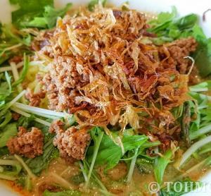 【博多駅前】夏の涼味!「頤和園」の冷やし担々麺!