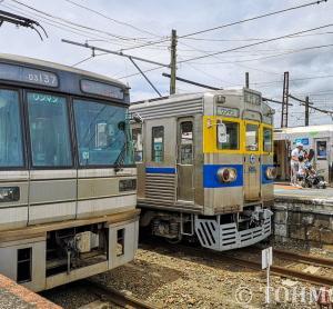 超久々の熊本電鉄に行ってみた。
