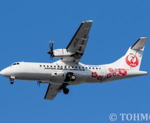 MZ便のJAC共通事業機運用、今回はJA01JC