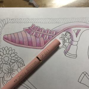 お姫さまとファンタジーより ステキな靴のページ その2