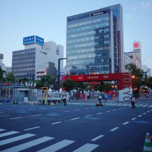 準備着々 東京2020  マラソン・競歩