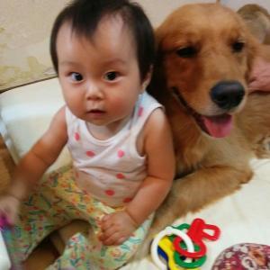 ベスとマリの子育て