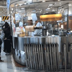 阪神百貨店梅田・クラブハリエ人気のバームクーヘン覆面調査食べログ
