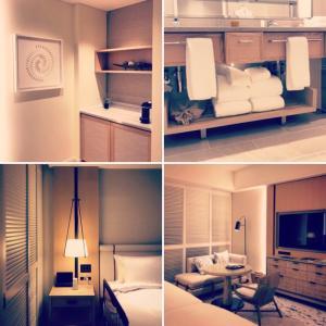 リビング、寝室をリゾートホテル風に演出する簡単な方法