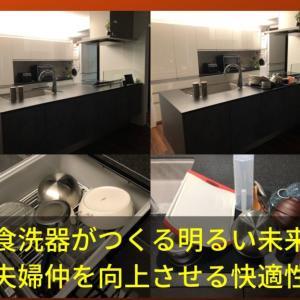 食洗器を使用して変わったストレスコーピング、男性の家事分担を考える
