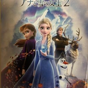 主題歌ロック版が最高!映画「アナと雪の女王2」