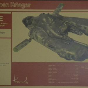 反重力装甲戦闘機