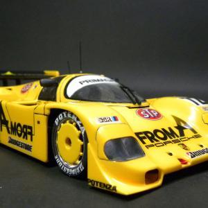 '89WSPC FromA PORSCHE962C!