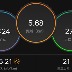 30分ジョグ(ハンゾーR v2 )
