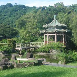 台北の士林にある中国風の庭園が美しい雙溪公園を紹介
