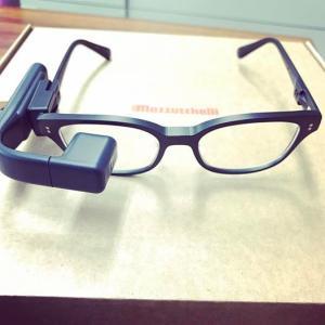 ウエアブルメガネの時代がやってくる