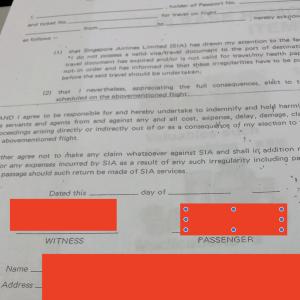 パスポート残存期間不足が前日に発覚!シンガポールに入国拒否されかけた話