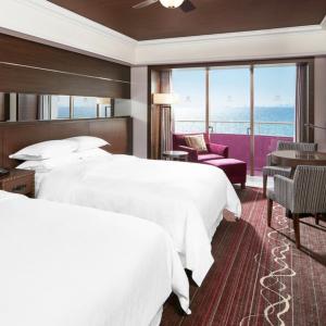 シェラトングランデトーキョーベイホテル、SPGアメックスでアップグレード!
