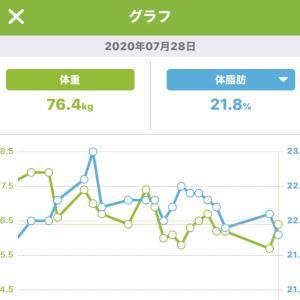 坂練  ω・`)コソ ダイエット途中経過(あと3日)