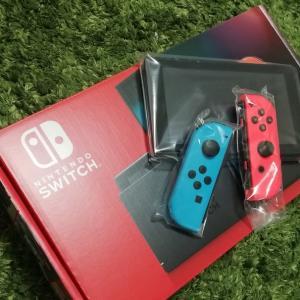 Nintendo Switch本体だけを買うの巻