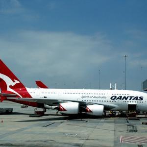 カンタス航空19時間の試験飛行  NYからシドニーの最長路線は就航なるか?