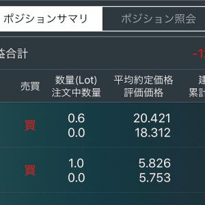 今週のFXポジション振り返り〜2019年5月Week2〜