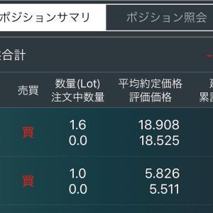今週のFXポジション振り返り〜2019年6月Week2〜