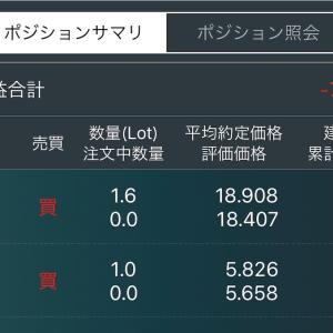 今週のFXポジション振り返り〜2019年6月Week3〜