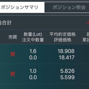今週のFXポジション振り返り〜2019年6月Week4〜