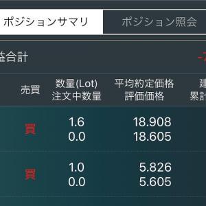 今週のFXポジション振り返り〜2019年6月Week5〜