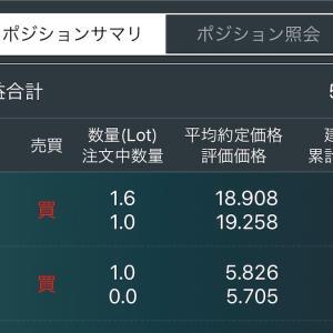 今週のFXポジション振り返り〜2019年7月Week1〜