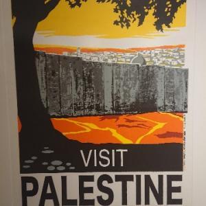 パレスチナ問題@ベツレヘム