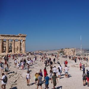 ギリシャ!@アテネ