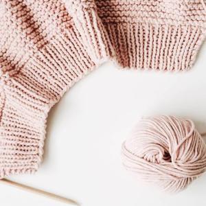ゴム編み止めの簡単なやり方【きれいで伸縮性抜群!】実例付