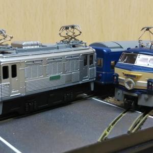 【3両Bトレ】下関駅でブルトレ機関車交換