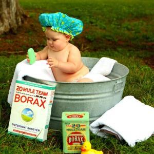 (4ヶ月~1歳頃)赤ちゃんの入浴はお風呂マットが便利!