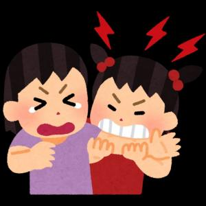 (2歳)子供の噛み癖を直した話[他害]
