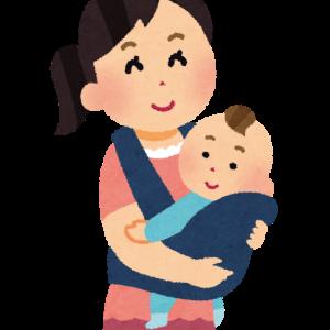 (新生児~1歳)抱っこ紐の選び方とおおすめ商品3選