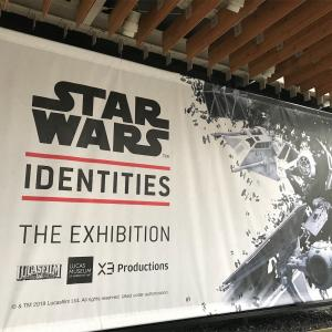 42年間の歴史を描くSTAR WARS™ Identities: The Exhibition