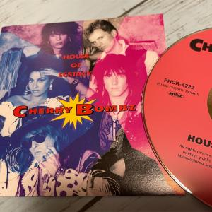House Of Ecstacy / The Cherry Bombz (1990) 日本盤