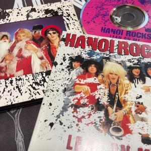 リーン・オン・ミー~ベスト・アンド・レア - Lean On Me / Hanoi Rocks (1992)