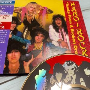 Tracks From A Broken Dream / Hanoi Rocks (1990)