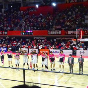 2020-21 B1リーグ 第35節 アルバルク東京 vs 秋田ノーザンハピネッツ GAME1