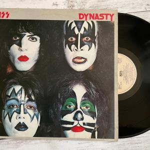 1979年 『地獄からの脱出』Dynasty / キッス(KISS)