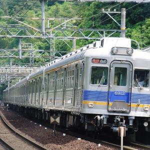 【南海】高野線6000系(6035F)が廃車に