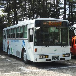 鹿児島交通(元西武バス) 2024号車
