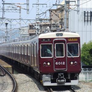 阪急6012F
