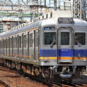 南海6000系 大井川鉄道へ譲渡?