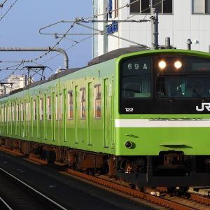 【JR西日本】201系引退へ