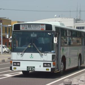 鹿児島交通(元京阪バス) 1419号車