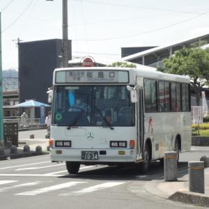 鹿児島交通 1034号車