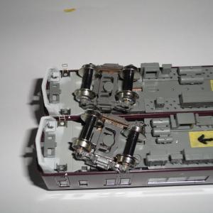 【鉄道模型】阪急1000系1001F ディテールアップ作業 《その16》